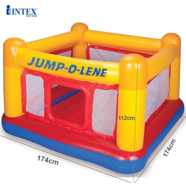 Nhà hơi, nhà banh nhún INTEX Jump O Lene 48260