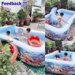 Bể bơi phao đại dương INTEX 58485 (305*183cm)