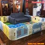 Ghế giường hơi đa năng đôi công nghệ mới INTEX 66552