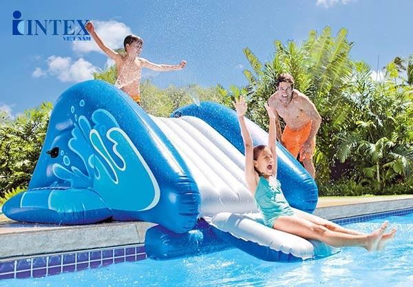 cầu trượt nước INTEX 58849