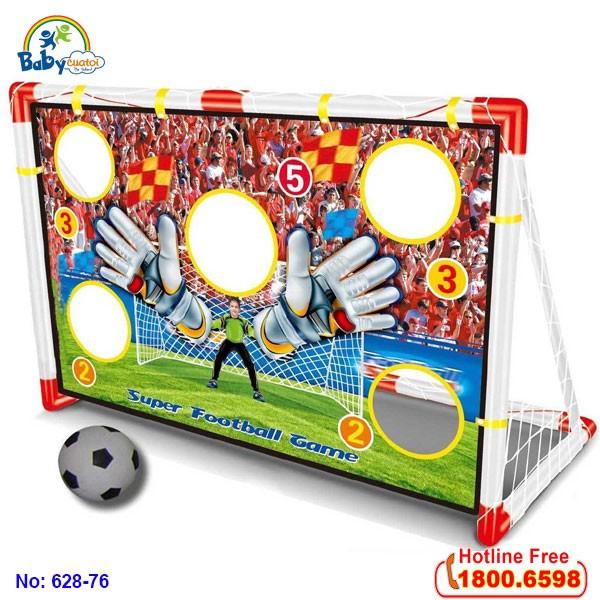 đồ chơi khung thành bóng đá 628-76