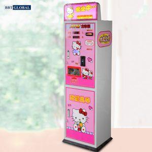 Máy bán xu tự động tại khu vui chơi GAME-600