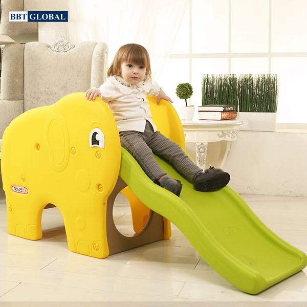 Cầu trượt Hàn Quốc hình chú voi Coco HN717
