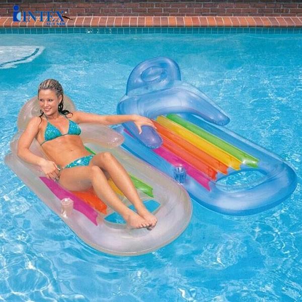 Phao bơi INTEX 58802 - Phao nằm thư giãn