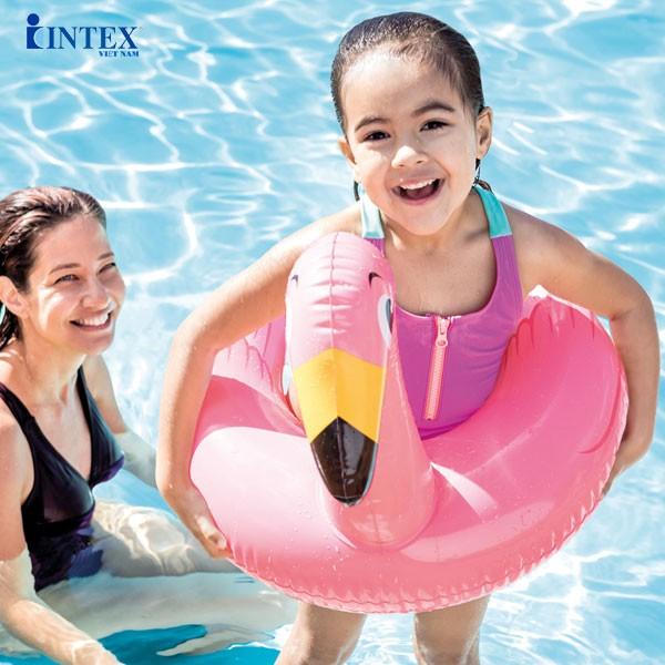 Phao bơi thú vòng INTEX 59220