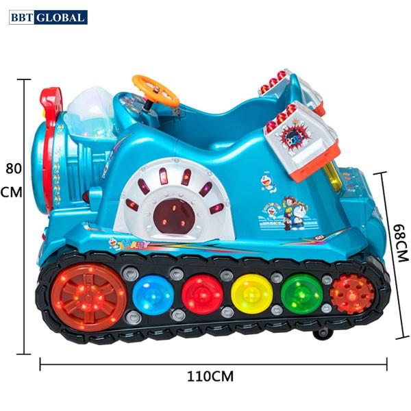 Nhún điện nhập khẩu xe tăng NDNK-1015