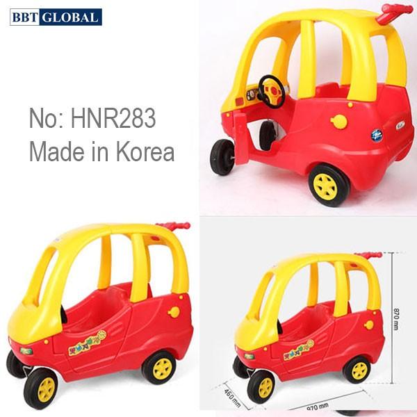Xe chòi chân ô tô đôi Hàn Quốc HNR283