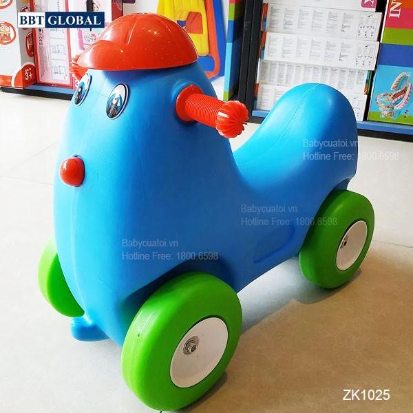 Xe chòi chân nhập khẩu Cún con ZK1025