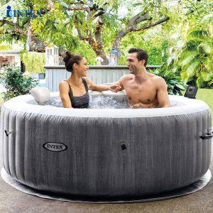 Bể bơi sục massage 1m96 INTEX 28440