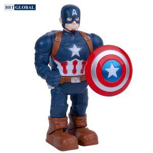 Đồ chơi mô hình đội trưởng Mỹ bản lĩnh Captain American 345-1