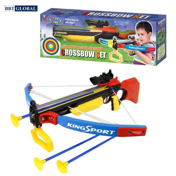 Đồ chơi thể thao súng bắn tên CROSSBOW 35881G