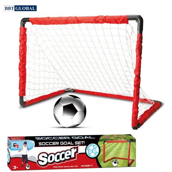 Đồ chơi khung thành bóng đá cho bé 628-71