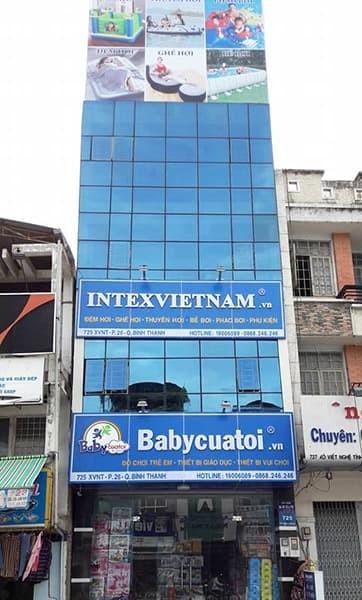 Babycuatoi tại 725 Xô Viết Nghệ Tĩnh, Tp.Hồ Chí Minh