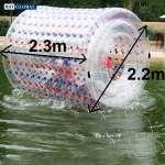 Bóng trụ lăn trên nước, sân cỏ nhập khẩu BBT Global BLNK-100