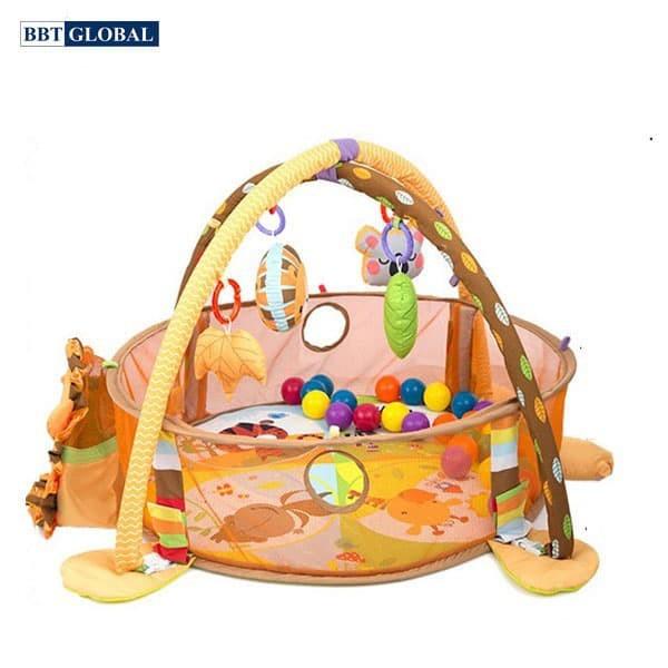 Đồ chơi cho bé sơ sinh 1-3 tháng tuổi