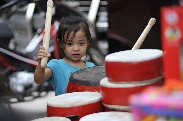 Đồ chơi trung thu truyền thống cho bé