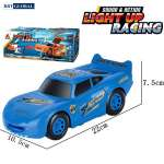 Đồ chơi mô hình xe đua có đèn và nhạc BBT Global FW-2057A