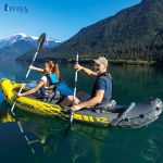 Thuyền kayak bơm hơi EXPLORER 2 người INTEX 68307