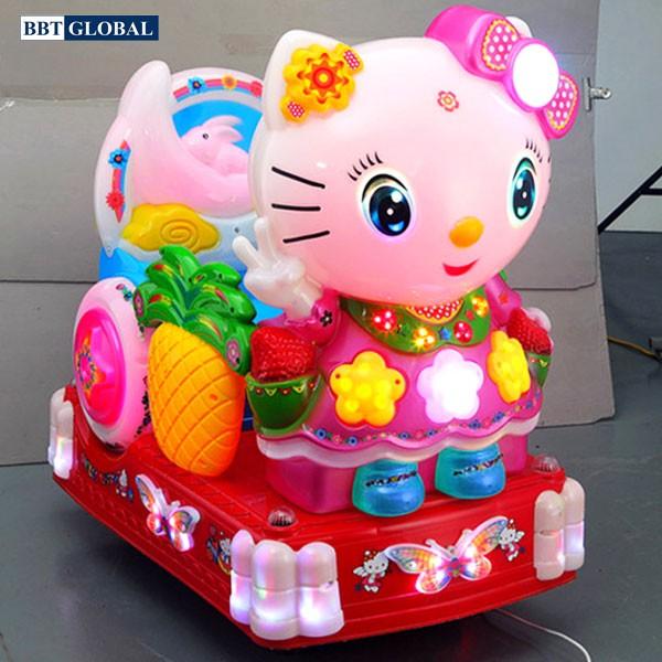 Nhún điện nhập khẩu Hello kitty NDNK-1003
