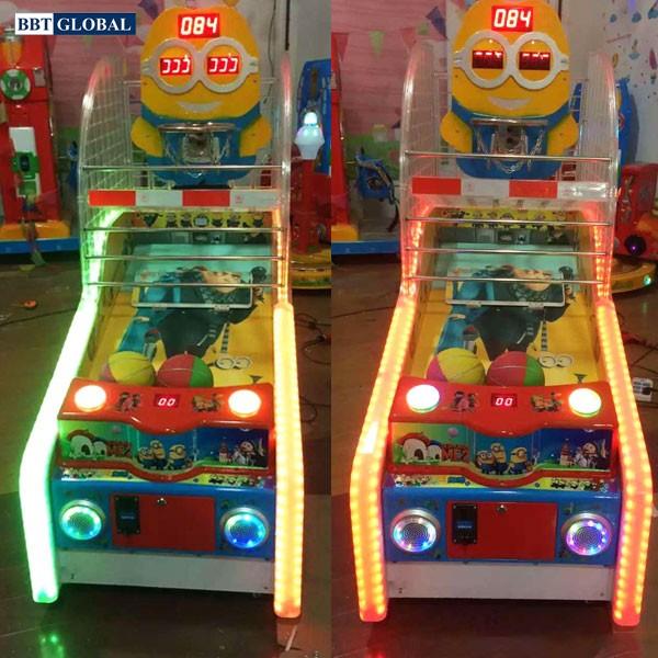 Trò chơi ném bóng rổ tính điểm GAME-6011