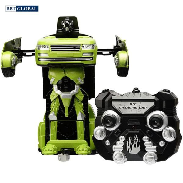Đồ chơi rô bốt biến hình Transformer điều khiển TT651B