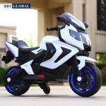 Xe máy điện cho bé 2 động cơ BBT-1500