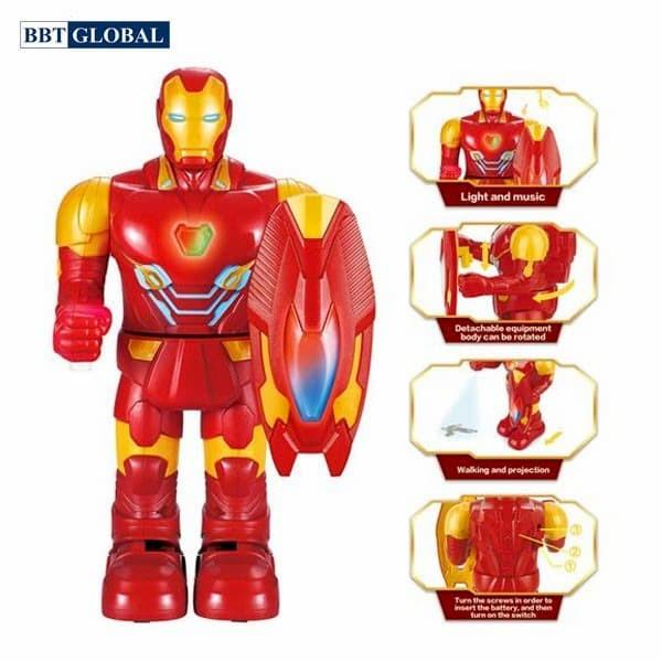Đồ chơi siêu nhân, robot