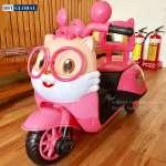 Xe máy điện trẻ em mèo con BBT Global BBT-669