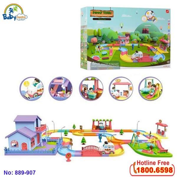 Đồ chơi xếp hình cho bé 5-7 tuổi