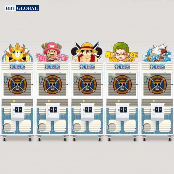 Máy gắp thú bông khu vui chơi GAME-6012K