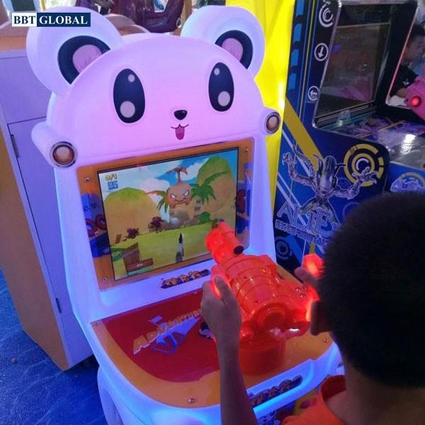 Máy game bắn súng điện tử khu vui chơi GAME-6024
