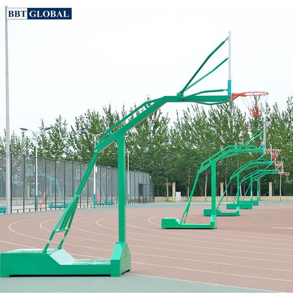 Cột trụ ném bóng rổ di động nhập khẩu KXJS-1101