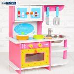 Đồ chơi nấu ăn BBT Global gỗ cao cấp cho bé MSN15024