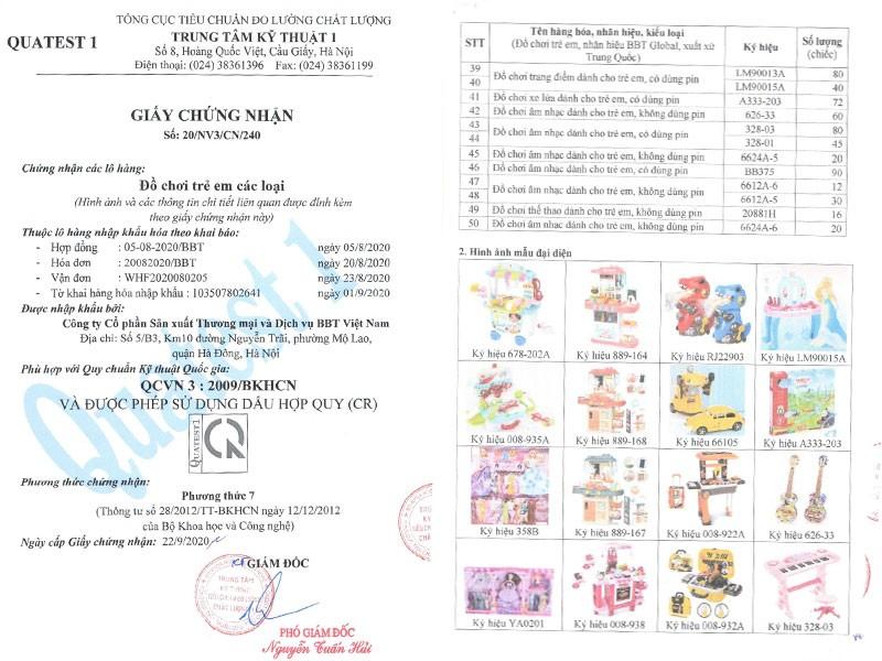 Nhà bóng công chúa hoàng tử cho bé BBT520 | Chứng nhận chất lượng