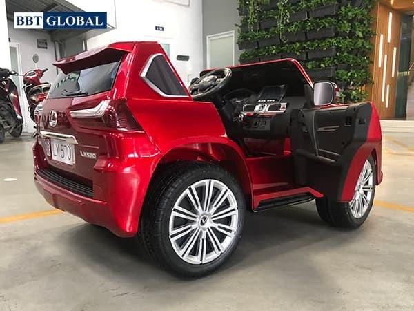 Xe ô tô điện trẻ em Lexus LX570 | Feedback
