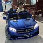 Xe ô tô điện trẻ em MERCEDES AMG bản quyền cao cấp
