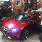 Ô tô điện trẻ em dáng Mercedes BBT Global BBT-8888