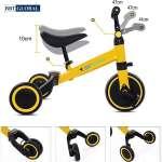 Xe đạp 3 bánh đa năng  cho bé BBT Global Q9