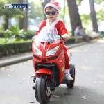 Xe máy điện trẻ em BMW 2 động cơ BBT-1200