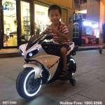 Xe máy điện trẻ em Phân khối lớn dáng R1 BBT-2000