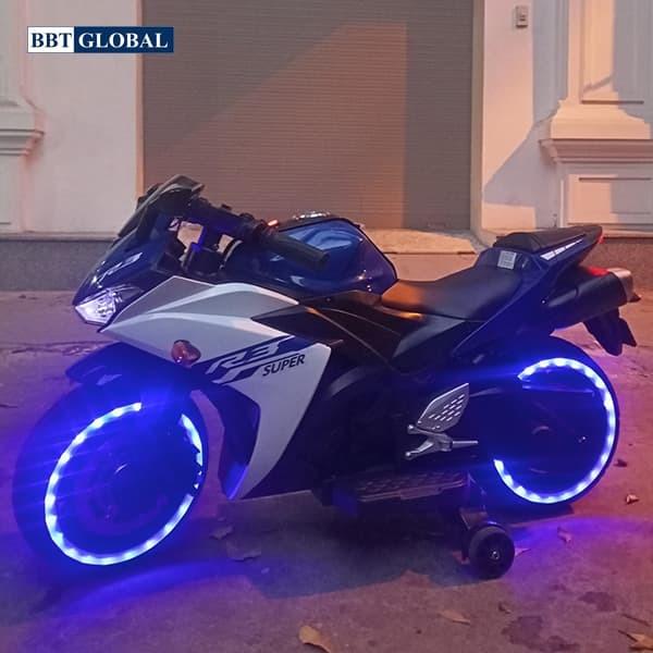Xe máy điện trẻ em phân khối lớn Ducati R3 BBT-3000