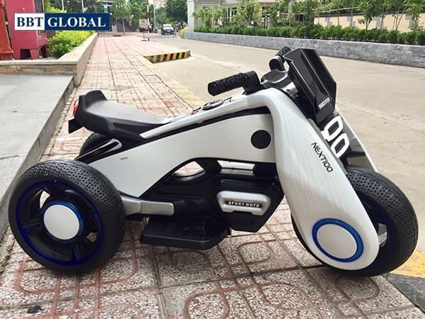 Xe máy điện trẻ em thể thao BBT-1300