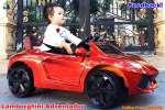 Xe Ô tô điện cho bé kiểu dáng Lamborghini BBT-6565