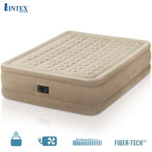 Giường hơi tự phồng công nghệ mới 152cm Intex 64458