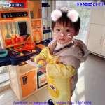 Đồ chơi nấu ăn cỡ lớn cao cấp nhiều chức năng cho bé 889-161