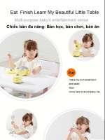 Bộ 1 bàn 1 ghế BBT Global cho bé mã BB105