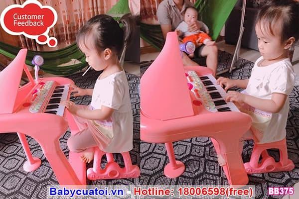 Quà noel cho bé | Đồ chơi âm nhạc