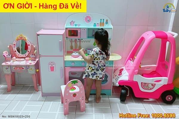 Quà noel cho bé | Đồ chơi nấu ăn