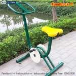 Máy tập đạp xe ngoài trời KXJS-066
