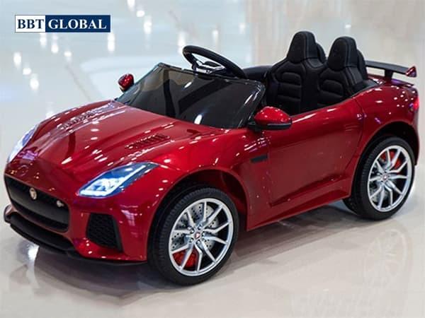 Xe ô tô điện trẻ em bản quyền Jaguar cao cấp